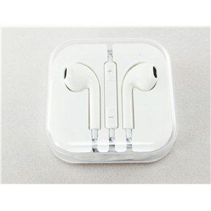 Kvalitní sluchátka s ovládáním-WHITE