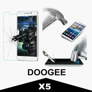 Tempered Glass Protector 0.3mm pro Doogee X5
