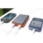 Mobilní akumulátor Powerbank Solar  -30 000 mAh