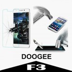 Tempered Glass Protector 0.3mm pro Doogee F3