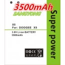 Sangyong baterie Doogee X5 / X5 PRO