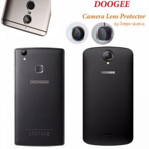 Ochranné sklo na čočku fotoaparátu pro Doogee F5 / sada 2ks
