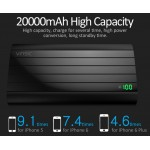 Mobilní akumulátor Powerbank VINSIC  -20 000mAh