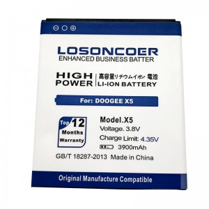 Losoncoer baterie Doogee X5 / X5 PRO