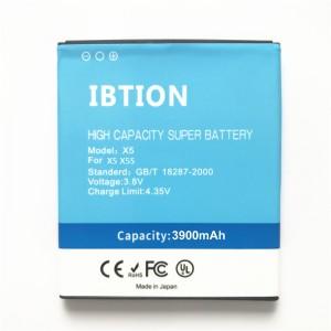 IBTION baterie Doogee X5 / X5 PRO