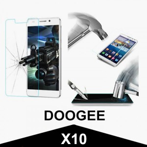 Tempered Glass Protector 0.3mm pro Doogee X10
