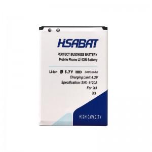 HSA baterie Doogee X3 - 3500mAh