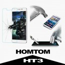 Tempered Glass Protector 0.3mm pro Homtom HT3