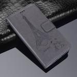 Flipové + gelové pouzdro pro Homtom HT50