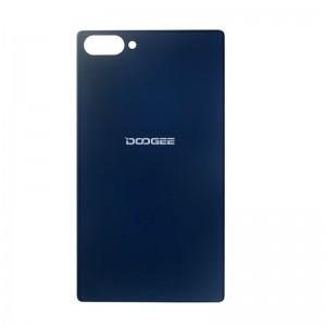 Zadní krycí sklo pro telefon DooGee MIX / blue