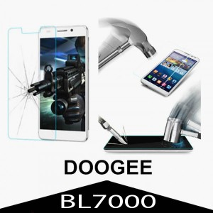 Tempered Glass Protector 0.3mm pro Doogee BL7000