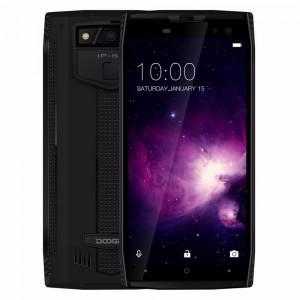 Doogee S50 DualSIM gsm tel. 6+128GB Black
