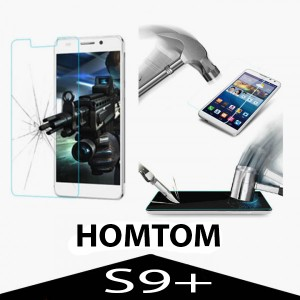 Tempered Glass Protector 0.3mm pro Homtom S9+