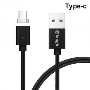 USB-C magnetický nabíjecí/datový kabel - USB-C