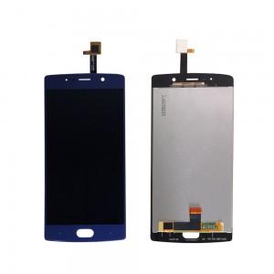 LCD Displej + dotyková vrstva pro Doogee BL7000 / blue