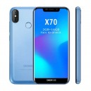 Doogee X70 DualSIM gsm tel. 2+16GB Blue