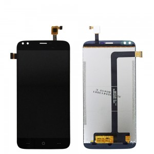 LCD Displej + dotyková vrstva pro Doogee X30 / black