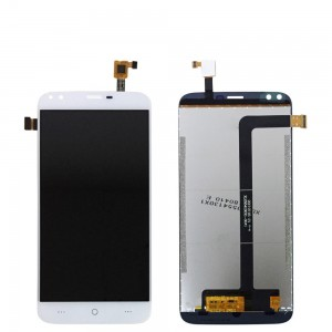 LCD Displej + dotyková vrstva pro Doogee X30 / white