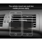 Magnetický držák telefonu Baseus do automobilu  DUAL