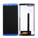 LCD Displej + dotyková vrstva pro Doogee MIX 2 / blue