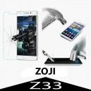 Tempered Glass Protector 0.3mm pro Zoji Z33