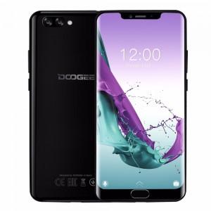 Doogee Y7 Plus 6GB/64GB DualSIM,černá