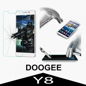 Tempered Glass Protector 0.3mm pro Doogee Y8