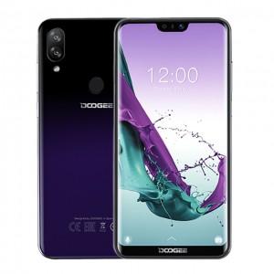 DOOGEE Y7, 3GB/32GB, fialová