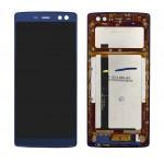 LCD Displej+ dotyková vrstva pro Doogee BL12000 s rámem