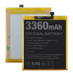 Originální baterie Doogee Y7