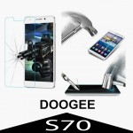 Tempered Glass Protector 0.3mm pro Doogee S70