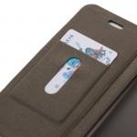Flipové + gélové pouzdro pro Doogee S55