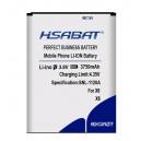 HSA baterie pro Doogee X6 - 4200mAh