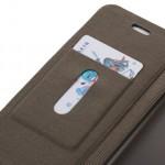 Flipové + gelové pouzdro pro Doogee S40