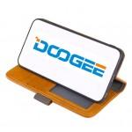 Flipové + gélové pouzdro pro Doogee X95
