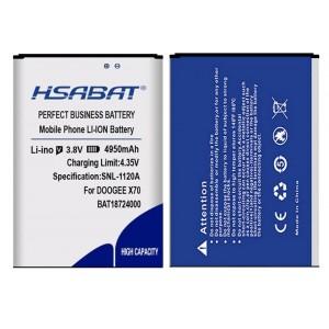 HSA baterie Doogee X70