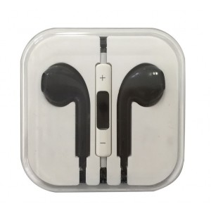 Kvalitní sluchátka s ovládáním-Black