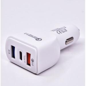 TD-LTE autonabíječka Quick Charge 3.0