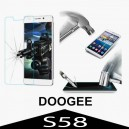 Tempered Glass Protector 0.3mm pro Doogee S58pro