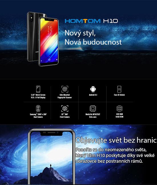 Homto H10