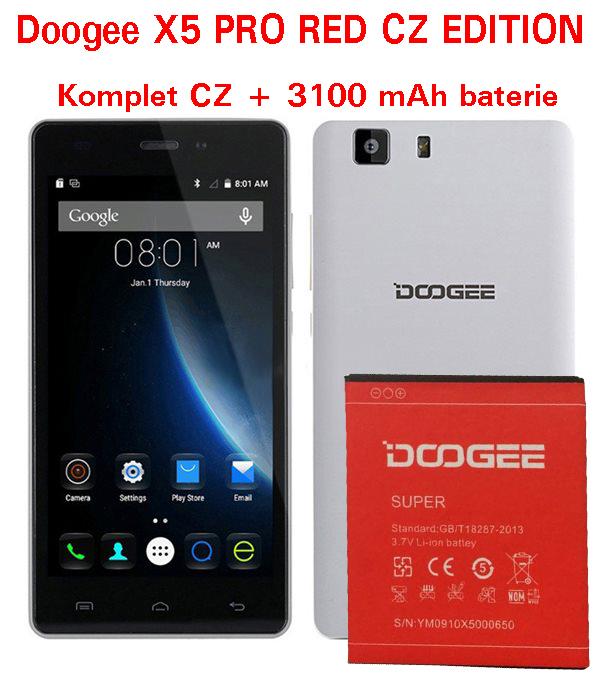Doogee X5PRO CZ