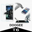 Tempered Glass Protector 0.3mm pro Doogee T6
