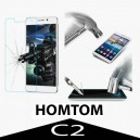 Tempered Glass Protector 0.3mm pro Homtom C2