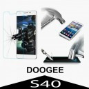 Tempered Glass Protector 0.3mm pro Doogee S40