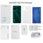 DOOGEE Y9PRO / N20 PRO -Green