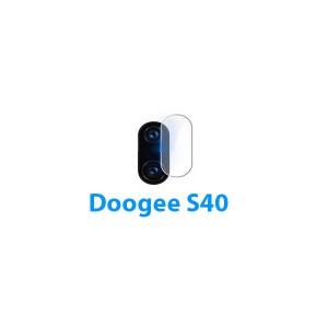 Ochranné sklo na čočku fotoaparátu pro Doogee S40