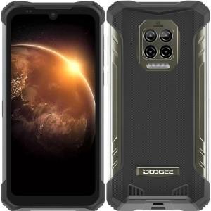 DOOGEE S86, černý