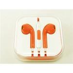 Kvalitní sluchátka s ovládáním-Orange
