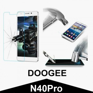 Tempered Glass Protector 0.3mm pro Doogee N40pro